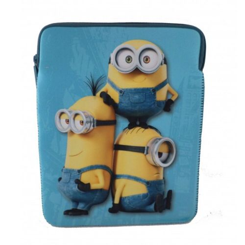"Despicable Me Minions Scented Neoprene iPad 10"" Tablet Case"